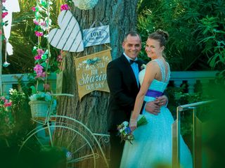 La boda de Isabel y Ángel