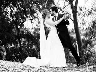 La boda de Gregorio y Irene