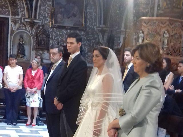 La boda de Jesús y Lidia en Granada, Granada 2