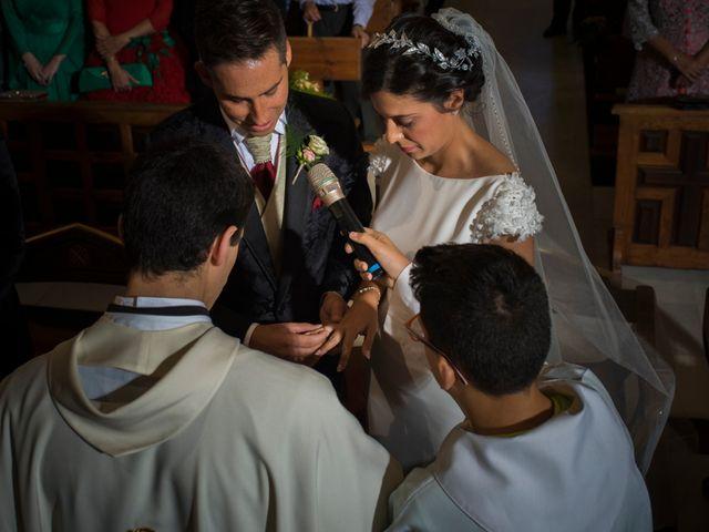 La boda de Daniel y Marta en Toledo, Toledo 1