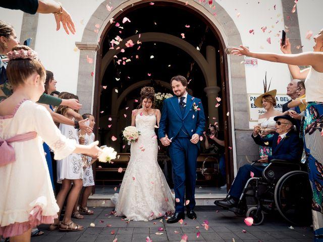 La boda de Nayra y Javier