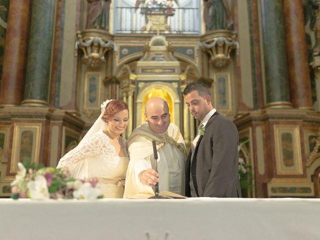 La boda de Juanjo y Mª Dolores en Fortuna, Asturias 18