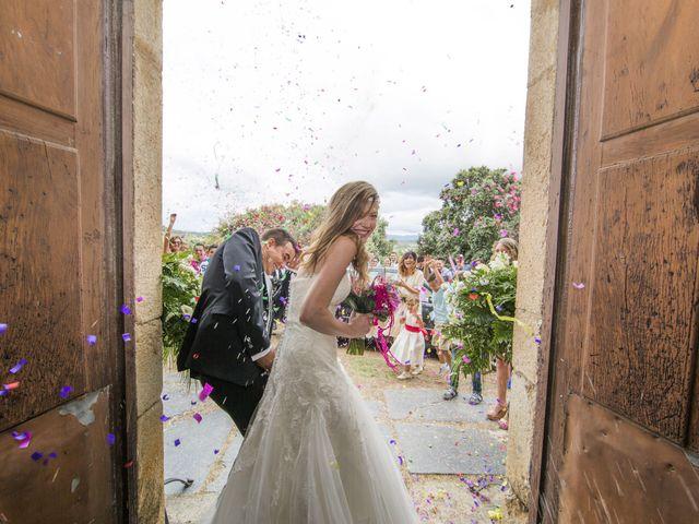 La boda de Jose y Viky en Cacabelos, León 11
