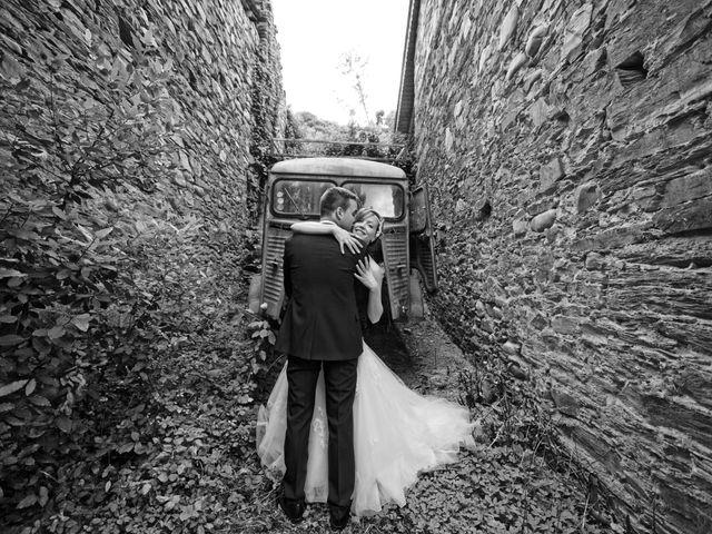 La boda de Jose y Viky en Cacabelos, León 13