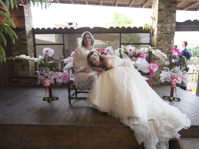 La boda de Jose y Viky en Cacabelos, León 23