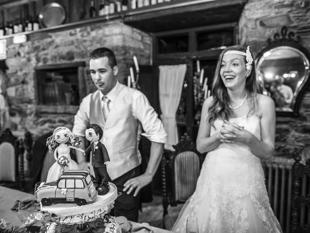 La boda de Jose y Viky en Cacabelos, León 25