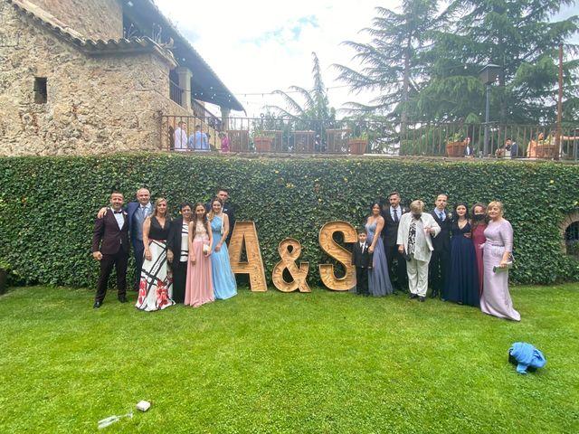 La boda de Adrià  y Susana en Santa Margarida De Montbui, Barcelona 9