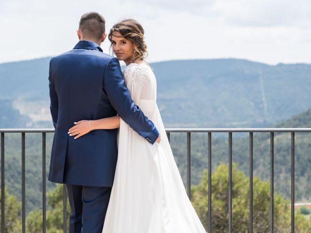 La boda de Adrià  y Susana en Santa Margarida De Montbui, Barcelona 2