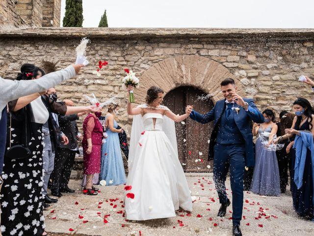La boda de Susana y Adrià