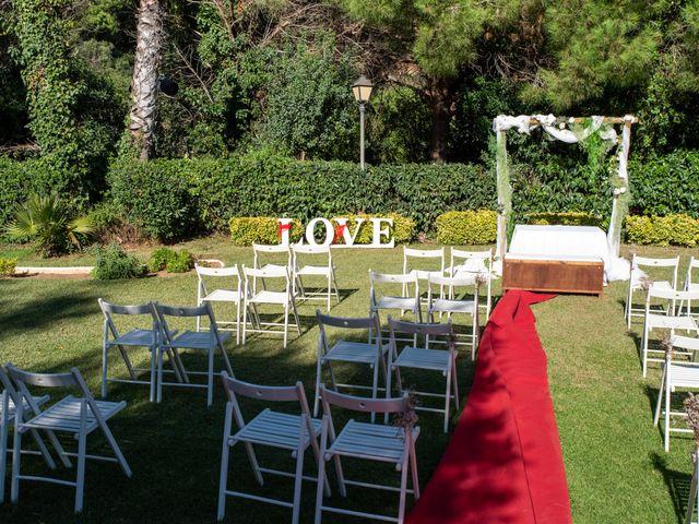 La boda de Silvia y Francys en Sant Andreu De Llavaneres, Barcelona 4