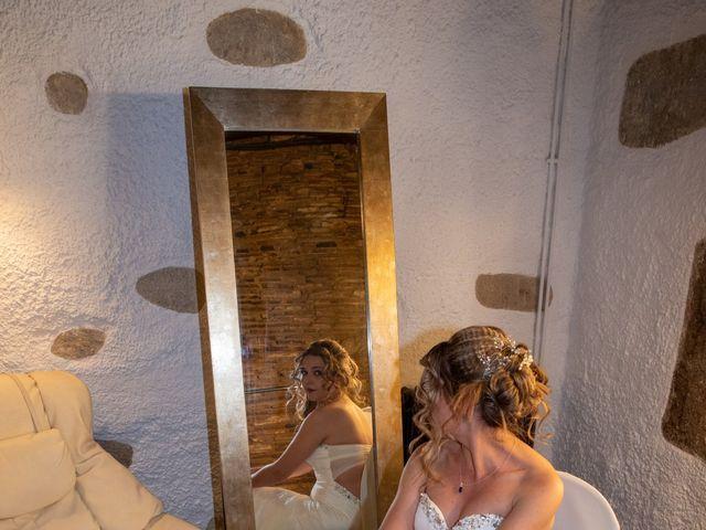 La boda de Silvia y Francys en Sant Andreu De Llavaneres, Barcelona 8