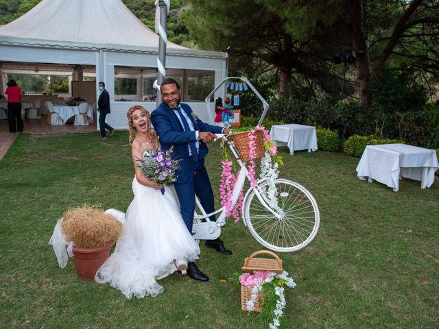 La boda de Silvia y Francys en Sant Andreu De Llavaneres, Barcelona 11