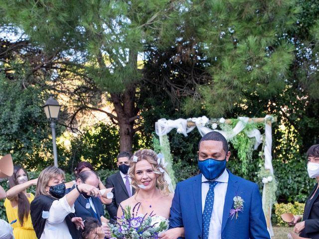 La boda de Silvia y Francys en Sant Andreu De Llavaneres, Barcelona 17