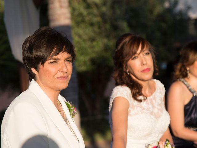 La boda de Mónica y María Dolores en Bétera, Valencia 12
