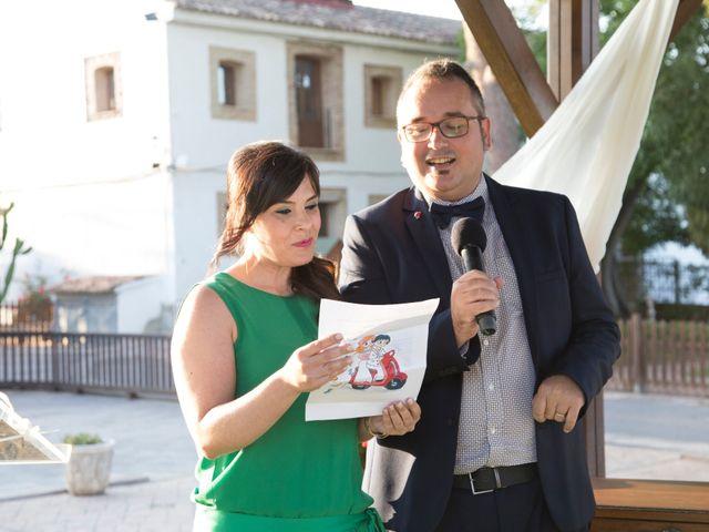 La boda de Mónica y María Dolores en Bétera, Valencia 14