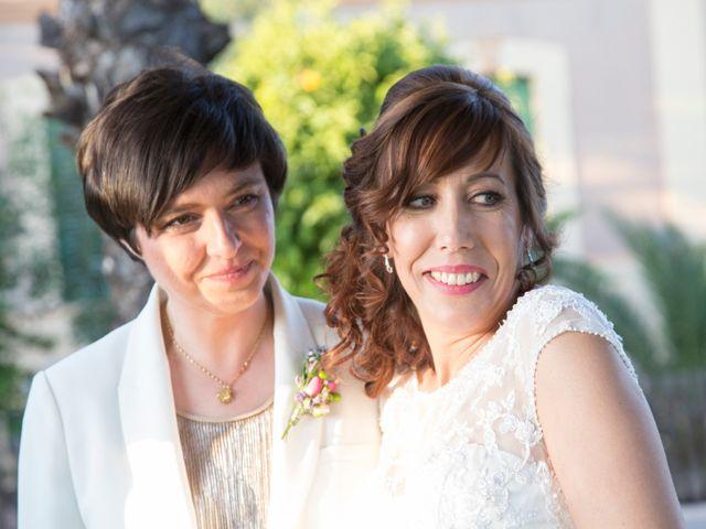La boda de Mónica y María Dolores en Bétera, Valencia 18