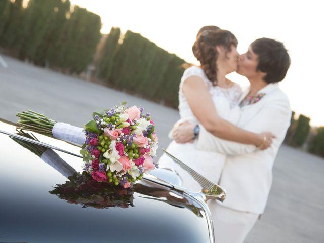 La boda de Mónica y María Dolores en Bétera, Valencia 20