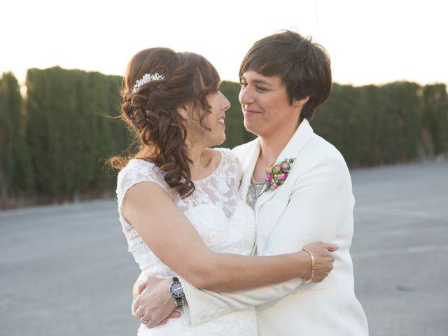 La boda de Mónica y María Dolores en Bétera, Valencia 21