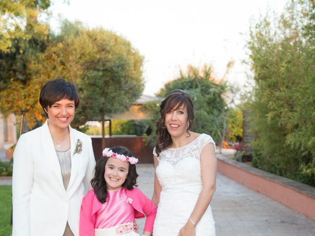 La boda de Mónica y María Dolores en Bétera, Valencia 25