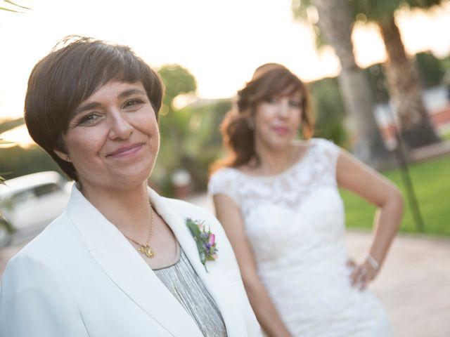La boda de Mónica y María Dolores en Bétera, Valencia 27