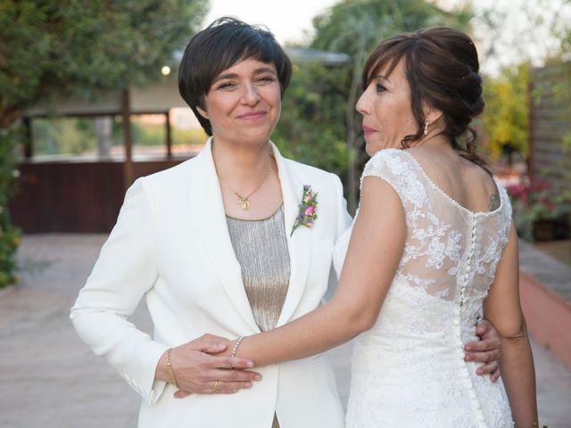 La boda de Mónica y María Dolores en Bétera, Valencia 28