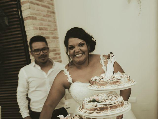La boda de Nestor y Lorrayne en Ciudad Quesada, Alicante 3