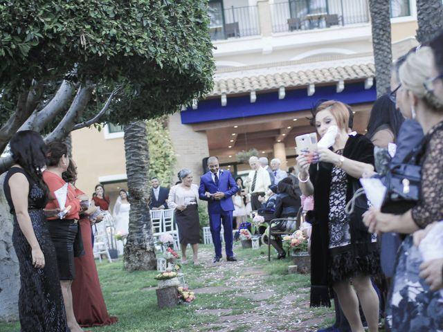 La boda de Nestor y Lorrayne en Ciudad Quesada, Alicante 12