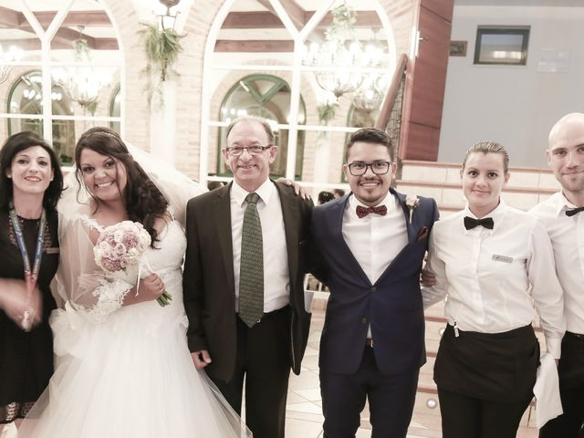 La boda de Nestor y Lorrayne en Ciudad Quesada, Alicante 24