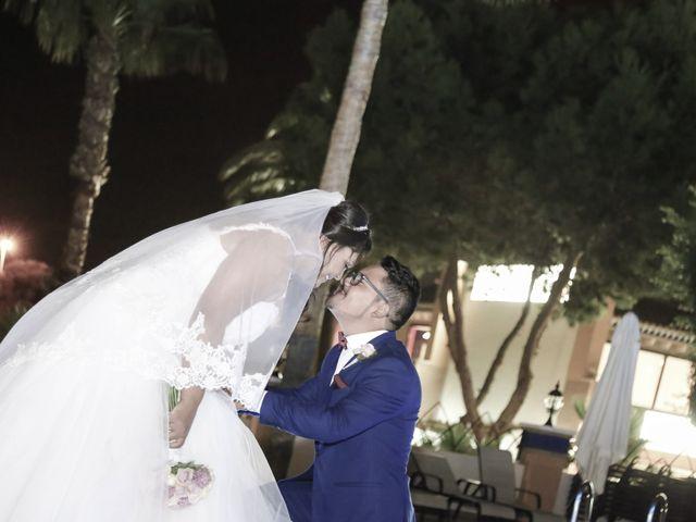 La boda de Nestor y Lorrayne en Ciudad Quesada, Alicante 26