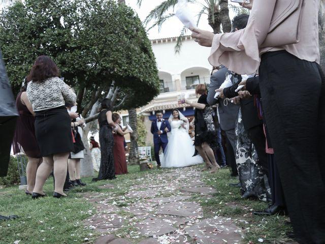 La boda de Nestor y Lorrayne en Ciudad Quesada, Alicante 37