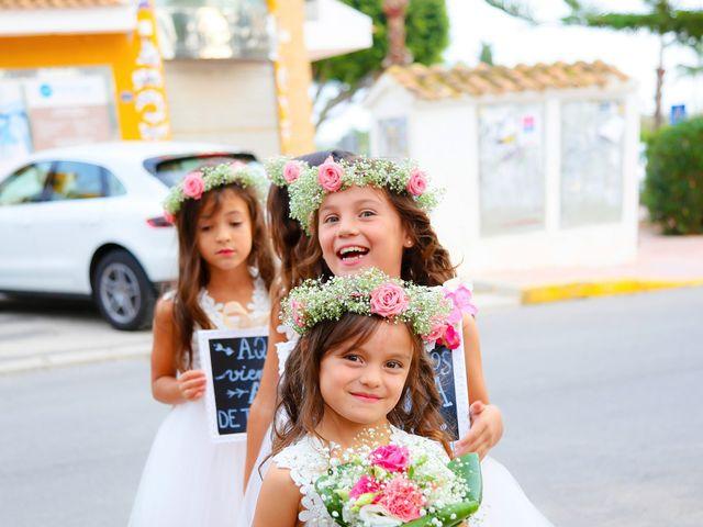 La boda de Nestor y Lorrayne en Ciudad Quesada, Alicante 40