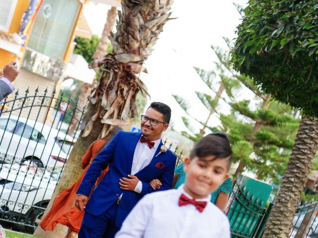 La boda de Nestor y Lorrayne en Ciudad Quesada, Alicante 43