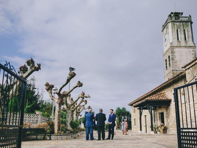 La boda de Chema y Catherine en Puente Arce, Cantabria 18