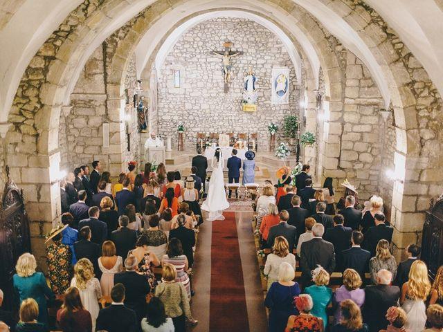 La boda de Chema y Catherine en Puente Arce, Cantabria 30