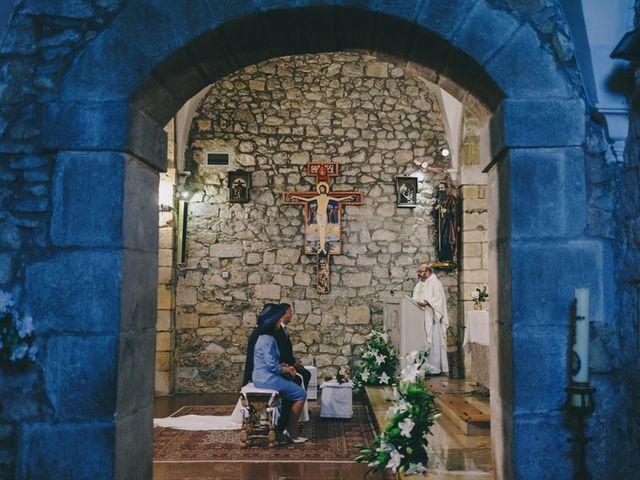 La boda de Chema y Catherine en Puente Arce, Cantabria 32