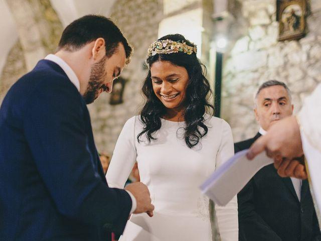 La boda de Chema y Catherine en Puente Arce, Cantabria 33
