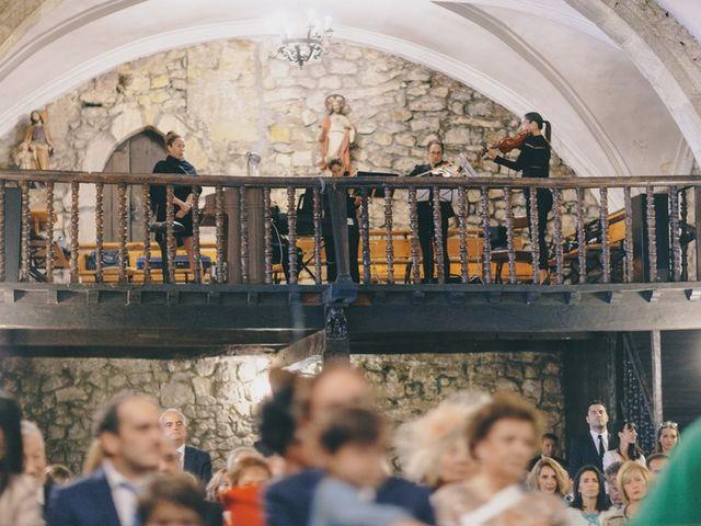 La boda de Chema y Catherine en Puente Arce, Cantabria 37