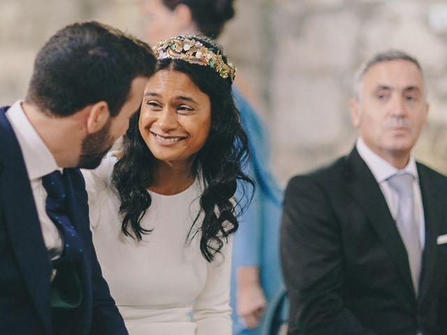 La boda de Chema y Catherine en Puente Arce, Cantabria 38