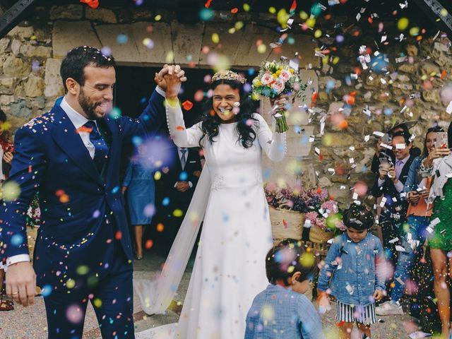 La boda de Chema y Catherine en Puente Arce, Cantabria 40