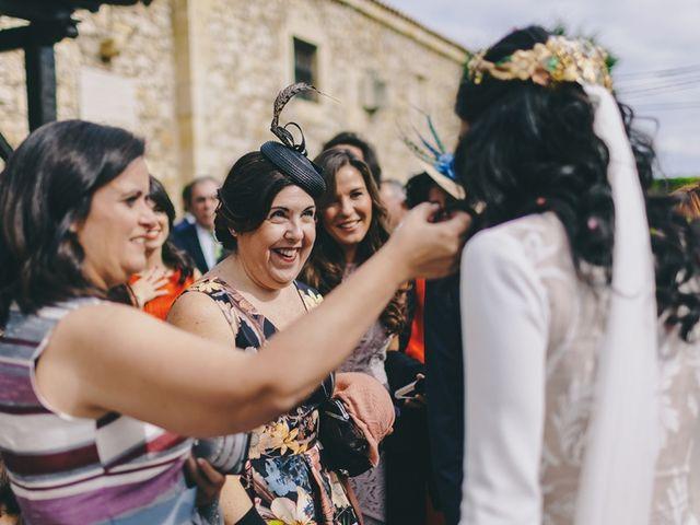 La boda de Chema y Catherine en Puente Arce, Cantabria 41