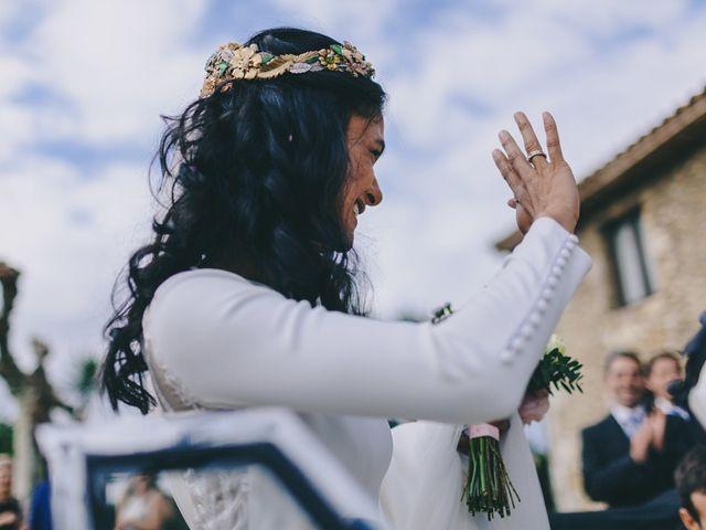 La boda de Chema y Catherine en Puente Arce, Cantabria 45