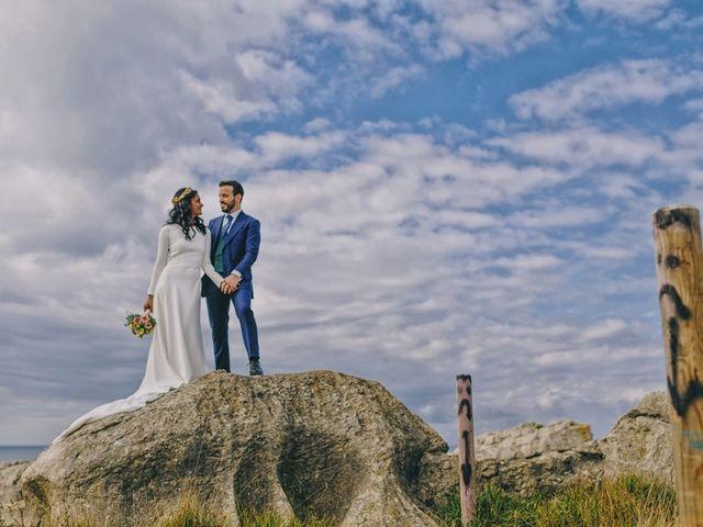 La boda de Chema y Catherine en Puente Arce, Cantabria 55