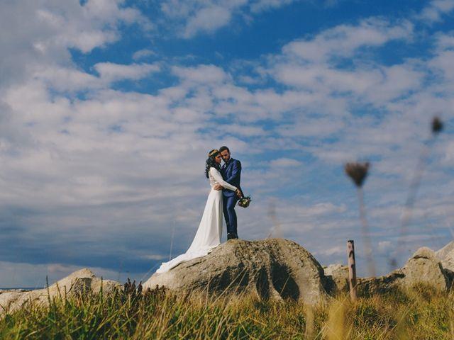 La boda de Chema y Catherine en Puente Arce, Cantabria 56