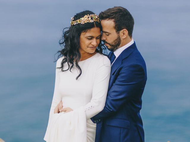 La boda de Chema y Catherine en Puente Arce, Cantabria 59
