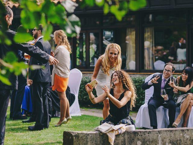 La boda de Chema y Catherine en Puente Arce, Cantabria 64