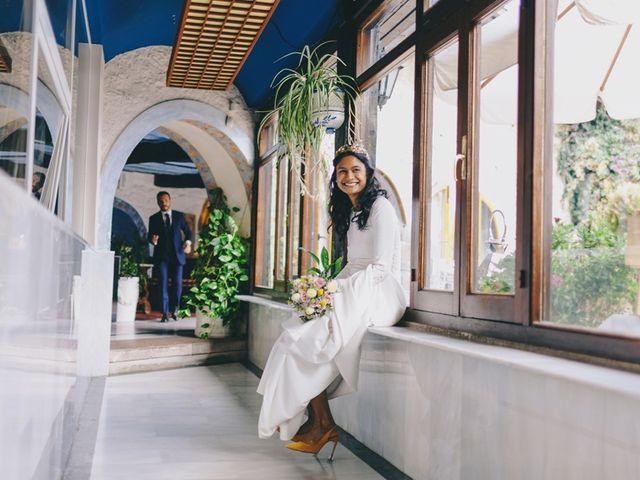 La boda de Chema y Catherine en Puente Arce, Cantabria 71