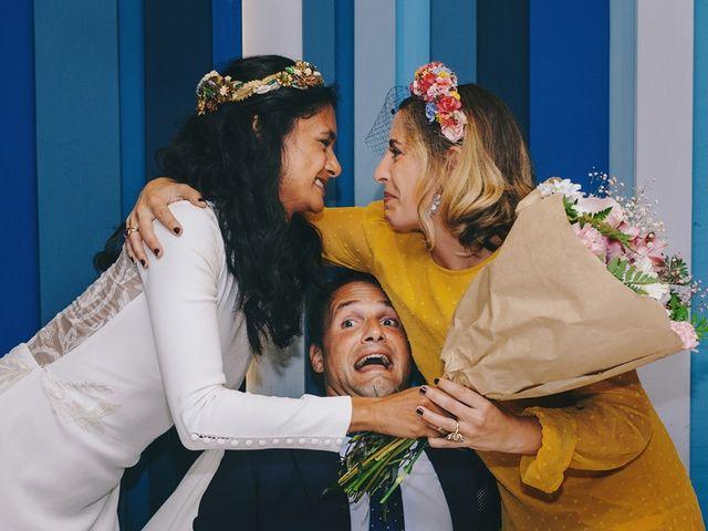 La boda de Chema y Catherine en Puente Arce, Cantabria 75