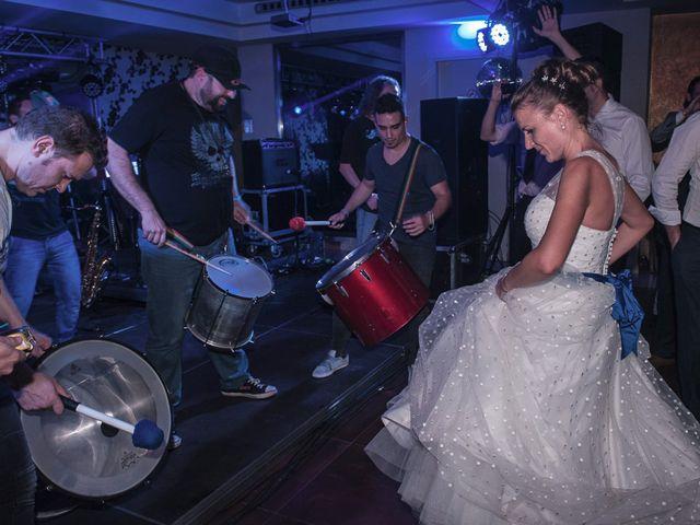 La boda de Ángel y Isabel en Requena, Valencia 51