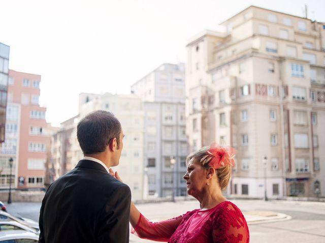 La boda de Alberto y Natalia en Villaverde De Pontones, Cantabria 13