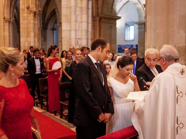 La boda de Alberto y Natalia en Villaverde De Pontones, Cantabria 17